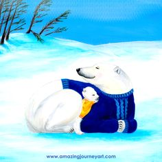 Check out all of the amazing designs that AmazingJourneyArt has created for your Zazzle products. Original Paintings For Sale, Baby Wall Art, Polar Bears, Baby Bears, Gifts For Nature Lovers, Love Illustration, Bear Art, Canvas Prints, Art Prints