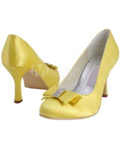 calçado com diamante de limitação,de salto stiletto -No.5