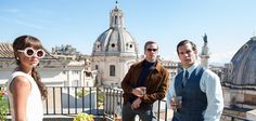 """'The Man From U.N.C.L.E.' Impresses With Its Style, Charm, And Cast by Anthony Ibarra 