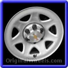 Chevrolet Silverado 2015 Wheels & Rims Hollander #5659  #Chevrolet…