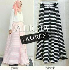 Alicia skirt 80.000 idr