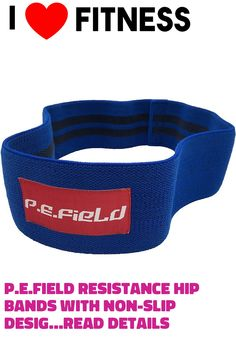 (This is an affiliate pin) P.E.Field Resistance Hip Bands with Non-Slip Design, for Hip and Glute Activation and Exercise Form Improvement, Carrying Bag Included Exercise Bands, Carry On Bag, Glutes, Activities, Fitness, Bags, Design, Handbags, Clutches