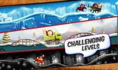 TRY and prove your driving skills in this cool truck bomb transporter game. Beware of falling Bombs and slopes on shipper tycoon at risky road. Shift the load safely with hill climb #racing game.