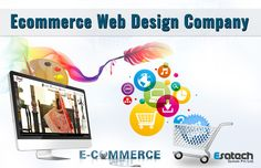 With the recent boom in online shopping, #brands are focusing on #ecommerce web development to cater their products to the target audience. Talk to the leading eCommerce #webdesign company to get it done for you.