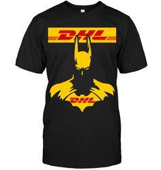 DHL Bat Man