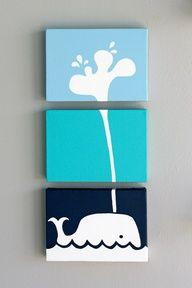ocean themed nursery decor - Google Search