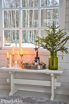 Christmas DIY: Joulun odotusta tou Joulun odotusta touhotusta ja iloista inspiraatiota #christmasdiy #christmas #diy