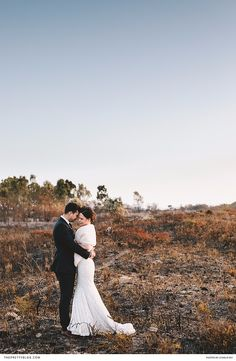 Despite standing on charred land, this couple savoured every moment of their special day, eagerly anticipating the new adventure that lay ahead. Charlie Ray, Winter Wedding Inspiration, Couple Shower, New Adventures, New Life, Special Day, Big Day, Romance, Fire