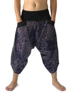 Palazzo Pants, Harem Pants, Samurai Pants, Thai Pants, Casual Tie, Hip Ups, Yoga For Men, Cotton Skirt, Hippie Boho