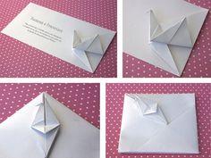 origami invitation