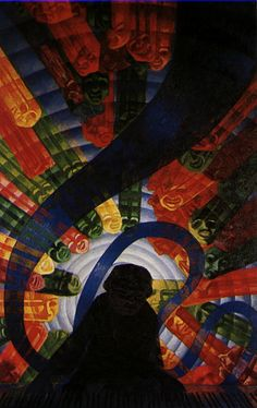 [Painting by Luigi Russolo]