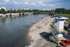 Beaches in Transnistria