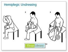 Hemiplegic Undressing - Pullover Shirt