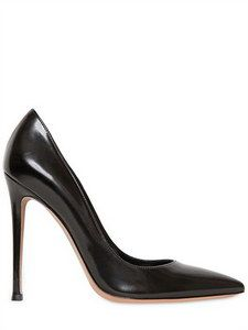 GIANVITO ROSSI - 110MM BRUSHED CALFSKIN PUMPS