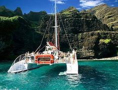 Kauai Sailing Adventures - Sailing Kauai Since 1980 | Capt. Andy's