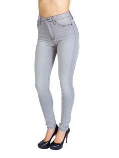 LA Cat Deluxe Skinny Pants - grey - NAPO Shop - der offizielle Nastrovje Potsdam Shop