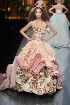 Christian Dior | Spring 2009 Couture Collection | Style.com