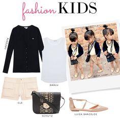 Compre moda com conteúdo, www.oqvestir.com.br #Fashion #Kids  #Funny #Girls #Pretty