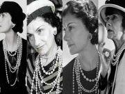 """""""Minél butább egy férfi, annál nagyobb elvárásai vannak egy nővel szemben!"""" – Coco Chanel Coco Chanel, Chanel Black, Vintage Chanel Bag, Chanel Cruise, Poppy Delevingne, Black Celebrities, Couture Details, Claudia Schiffer, Victoria Dress"""