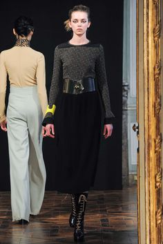 Véronique Leroy Fall 2015 Ready-to-Wear - Collection - Gallery - Style.com