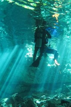 Playa del Carmen - Things To Do - Scuba - Category 2 Cenote Dive - Tour Image 02