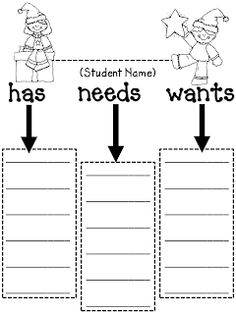 5 free Christmas themed pre-writing pages from Step into 2nd Grade with Mrs. Lemons