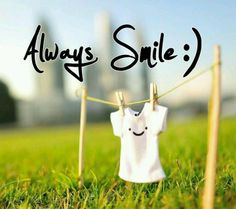 Always Smile wallpaper by SupeR__Soul