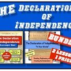 The Declaration of Independence Bundle: 2 Great Activities, 1 Great Price!