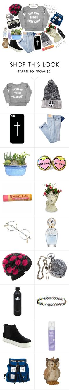 """can't I be your last girl?"" by theweasleygirl ❤ liked on Polyvore featuring Casetify, Burt's Bees, Masquerade, Marc Jacobs, Coal, Accessorize, C Label and Eos"