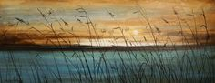 72 original abstract landscape Painting with by jolinaanthony