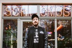 """""""Es muss immer mehr Belag als Bagel sein!"""" – NYC-Style-Bagels bei Schlomo's im Prenzlauer Berg"""