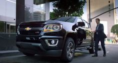 2015 Chevy Colorado 'Theme Song' Commercial | GM Authority