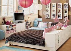 Комната для девочки-подростка | Мебель для детей и подростков на House-Kid.ru