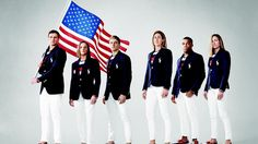 The U.S. Olympic team will be forced to wear boat shoes to the Games Image: RALPH LAUREN  By David Yi2016-07-29 15:42:40 -0400  The Olympics are around the corner and with it every countrys uniforms.  Some privileged nations like Cuba will have the honor of sporting chic head-to-toe looks from the likes of Christian Louboutin.  Image: Christian louboutin  The brand will provide fire sneakers and sandals for each athlete. Meanwhile France will outfit its athletes in crisp sporty looks from…