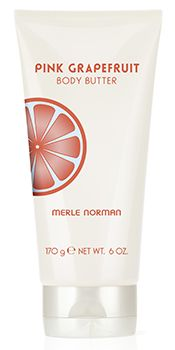 Merle Norman Pink Grapefruit Body Butter
