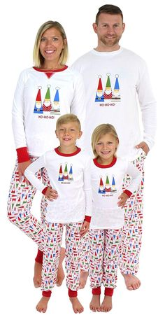 fe18b30788 36 Matching Family Holiday Pajamas That Will Make This Year Cozier (and  Cuter) Than