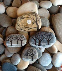 My stone painting