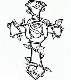 Free Printable Cross Coloring Pages For Kids   PICTURES   Pinterest ...