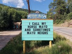 Someone in Colorado Is Playing With These Signs and They're Hysterical