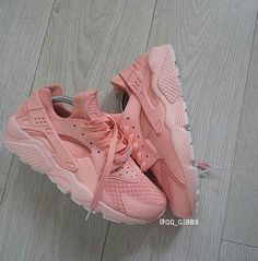 Light Pink Custom Huaraches