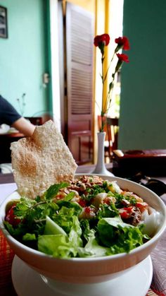 Cao Lau, Rice Drum, Hoi A, Vietnam Restaurant | Laugh Travel Eat