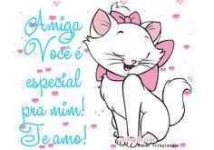Amiga você é especial pra mim! Te amo!