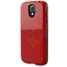 Qmadix Samsung Galaxy S4 S Case - Red Black | RP: $24.95, SP: $19.95
