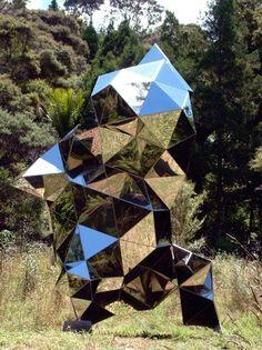 Gregor Kregar, Brick Bay polyhedron (2007)  Woops. I thought it was BRICK BOY.