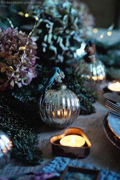 Beautiful Nkuku Decorations From Amara : vintage Christmas