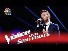 "The Voice 2015 Jeffery Austin - Semifinals: ""Believe"" - YouTube"