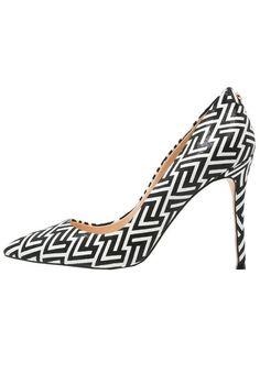 #Cosmoparis #GISSIA #High #Heel #Pumps #noir/blanc für #Damen -