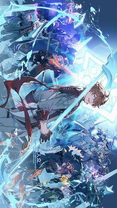 Wallpaper W, Susanoo, Wow Art, Fanarts Anime, Albedo, Animes Wallpapers, Comic Artist, Overwatch, Aesthetic Anime
