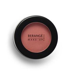 """Une mine radieuse !  Réhaussez l'éclat de votre teint grâce au blush Berangé make-up. En un seul geste, ce blush à la texture douce et qui s'estompe facilement vous donne bonne-mine.  Testé sous contrôle dermatologique  #makeup #blush """"beauty"""