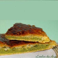 galette des rois pistache